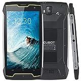 CUBOT King Kong (2018) IP68 Waterproof Rugged Smartphone Unlocked, 4400mAh Big Battery, 3G WCDMA Dual-SIM, Android 7.0, 2GB RAM+16GB,Compass+GPS, Shockproof, Dustproof
