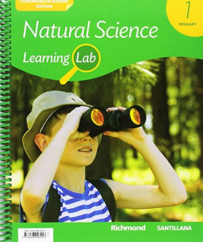 LEARNING LAB SCIENCE 1 PRIMARY LOTE MADRID