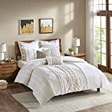 INK+IVY Imani Cotton Comforter Mini Set, Ivory