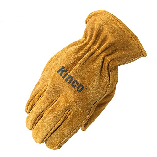 Kinco Gloves キンコグローブ 50 COWHIDE DRIVERS グローブ /kgg070405107 (S)