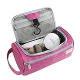 Marca Amazon - Eono Travel Beauty Case - Neceser colgante para hombres y mujeres para maletas y ...