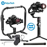 FeiyuTech AK4000 3-Axes Gimbal Stabilisateur Payload 4 KG Compatible with...