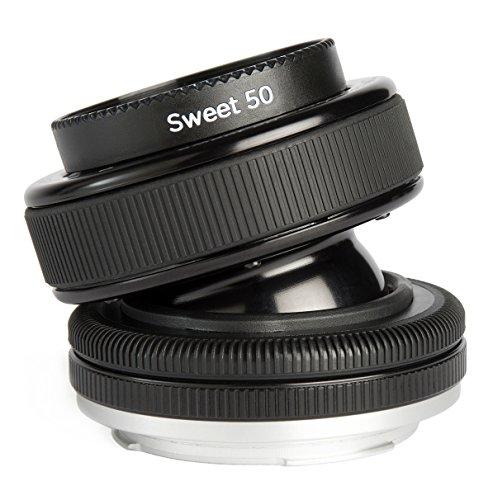 Lensbaby 単焦点レンズ コンポーザープロ スウィート50 50mm F2.5 ソニー Eマウント フルサイズ対応 859858