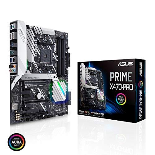 ASUS AMD X470 搭載 マザーボード Socket AM4対応 PRIME X470-PRO 【ATX】