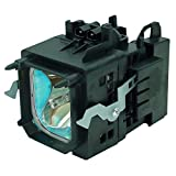 Sony KDS-R60XBR1 Rear Projector TV Assembly with OEM Bulb and Original Housing