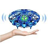 UTTORA Mini UFO Drone Giocattoli Educativi per Adulti Bambini...