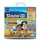 V Tech - Jeu HD Storio RUSTY RIVETS - Version FR