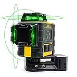 Niveau Laser Vert 3 x 360, Kaiweets Professionnel Laser Niveau Automatique,...