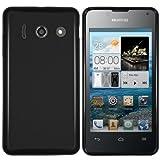 Mumbi Coque pour Huawei Y300 Noir