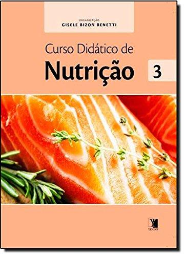Curso Didático de Nutrição - Volume 3