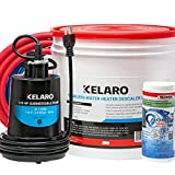 Kelaro Tankless Water Heater Kits - Calci-Free (Calci-Free)
