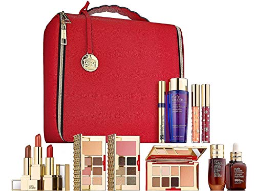 Estee Lauder Blockbuster Holiday Makeup, Piece Gift Set,...