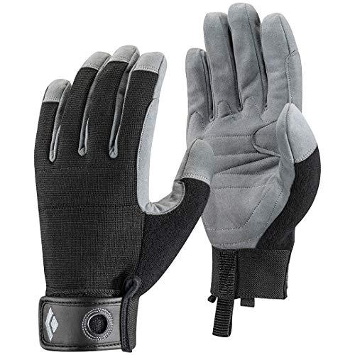 Black Diamond Crag Unisex-Handschuhe, Schwarz (Black), L