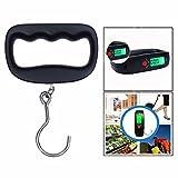 OFKPO Portable Pèse Bagage Electronique, Mini Pèse Bagage avec Crochet,...