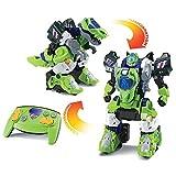 VTech - Switch & Go Dinos - Furio, Méga T-Rex Robot RC, Transformation...