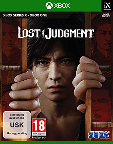 Lost Judgment (Xbox One Series X)