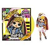 L.O.L. Surprise! O.M.G. Remix Pop B.B. Fashion Doll, 25 Surprises with Music