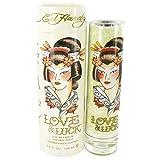 Ed Hardy Love & Luck Perfume for women 3.4 oz Eau De Parfum Spray