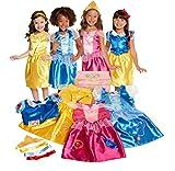 Disney Princess Dress Up Trunk Deluxe 21 Piece [Amazon Exclusive]