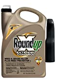 Roundup 5004010 Ready-To-Use Extended Control Weed & Grass Killer Plus Weed Preventer II Trigger, 1 gal.