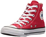 Converse - Youths Chuck Taylor All Star Hi - Sneakers Basses - Mixte Enfant -...