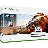 Xbox One S 内蔵ハードディスク1TBモデルに、オープンワールドレースゲーム「Forza Horizon 4 (ダウンロード版)」を同梱した数量限定モデル。 Ultra HD Blu-Rayディスクや4Kビデオストリーミング再生に対応。豊かな色彩と陰影表現を可能にするHDRカラーサポート。 従来のXbox Oneから体積比40%減の小型化。電源ユニットを本体に内蔵。コントローラーはBuetoothを搭載した最新バージョンを同梱。 すべてのXbox Oneゲーム、周辺機器が利用可能 (Xb...