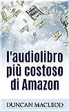 L'audiolibro più costoso di amazon