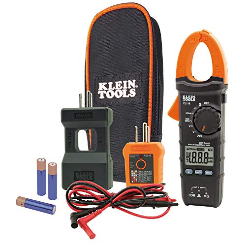 Klein Tools CL110KIT Electrical Tester /...