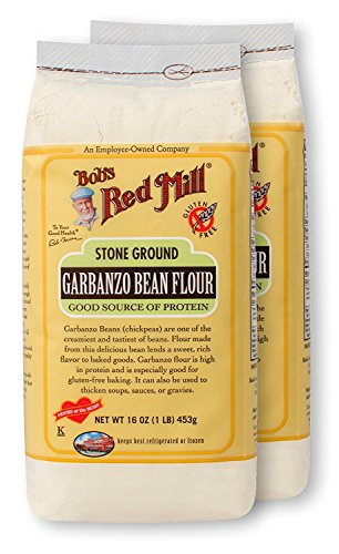 Bob's Red Mill Garbanzo Bean Flour - 16 oz - 2 pk