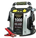 STANLEY J5C09 1000 Peak Amp with Compressor Jump Starter