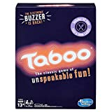 Hasbro Gaming Taboo Party Board Game With Buzzer for Kids Ages 13 and Up (Amazon Exclusive) (Toy)