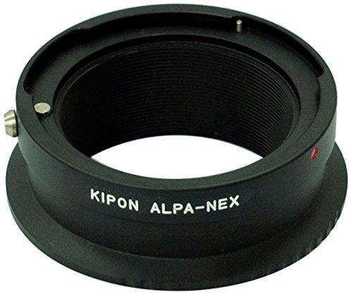KIPON マウント変換アダプター ALPA-NEX アルパマウントレンズ – ソニーNEX/α.Eマウントボディ用 008928