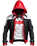 Arkham Knight Red Hooded Bat Style Vest and Jacket 2 in 1 (XL)