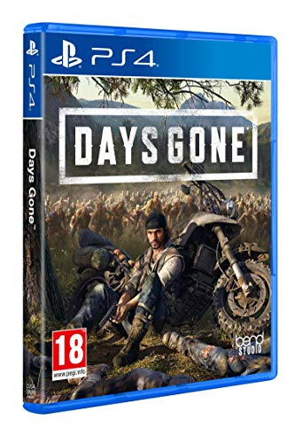 Sony Computer Entertainment Days Gone PS4