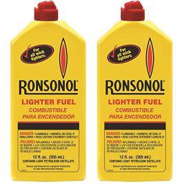 Ronsonol Lighter Fuel (Pack of 2)