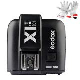 Godox X1T-Cワイヤレスリモコントリガー 2.4G無線送信機 遠隔制御可能