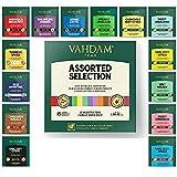VAHDAM, Los mejores surtidos de té 15 diferentes surtidos...