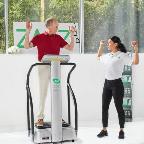ZAAZ 20k The #1 Whole Body Vibration machine in the world The Machine That Changes Everything. 1