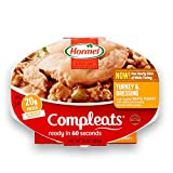 Hormel Compleats Turkey & Dressing, 10 Ounce (Pack of 6)