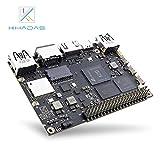 Khadas VIM3 Basic computadora de una sola placa SBC Amlogic A311D con 5.0 Tops NPU AI tensorflow x4 Cortex-A73 x2 A53 núcleos SBC Android Linux