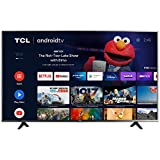 TCL 50-inch Class 4-Series 4K UHD HDR Smart Android TV - 50S434, 2021 Model