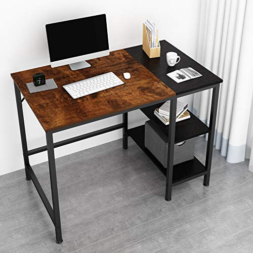 JOISCOPE Home Office Computer Desk,Small Study Writing Desk with...