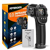 Infrared Thermometer SOVARCATE Digital IR...