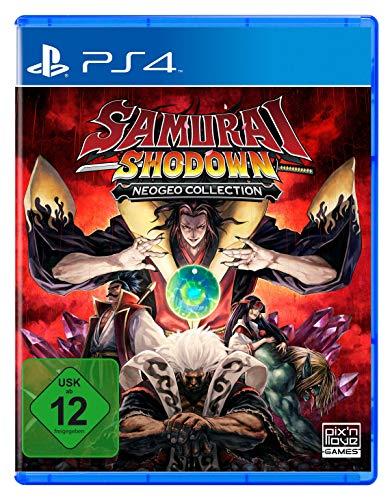 Samurai Showdown NeoGeo Collection - [PlayStation 4]