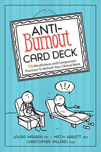 Anti-Burnout Card Deck (54 Mindfulness and Compassion...