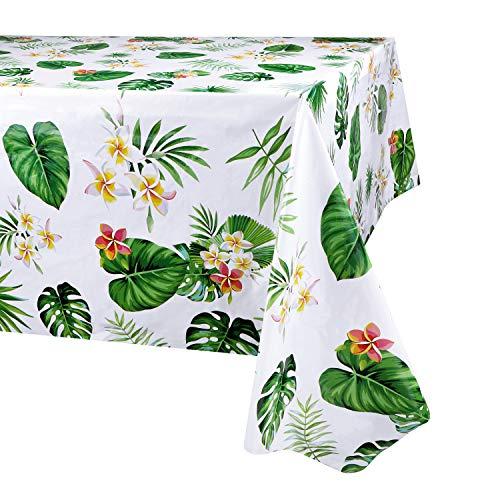 3 paquetes Mantel hawaiano, decoración de fiesta de cumplea
