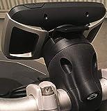 Tomtom Rider 410/450/550 Support pour guidon de 20, 22, 28, 32 mm 28-30 mm Noir