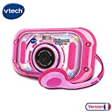 VTech-163555 Appareil Photo, 163555, Rose