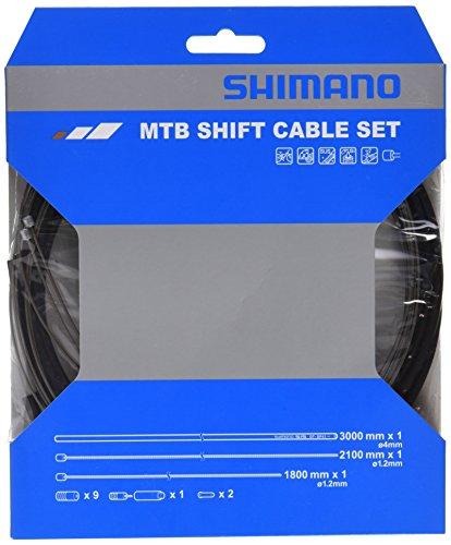 シマノ MTB用SUS シフトケーブルセット ブラック Y60098021