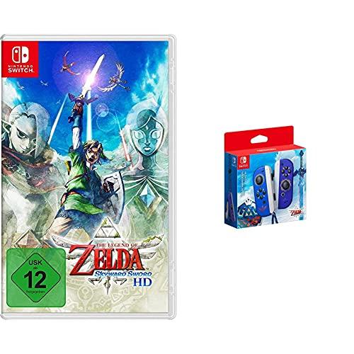 The Legend of Zelda: Skyward Sword HD [Nintendo Switch] + Joy-Con 2er-Set The Legend of Zelda: Skyward Sword HD-Edition